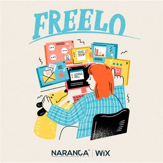 Freelo by Wix