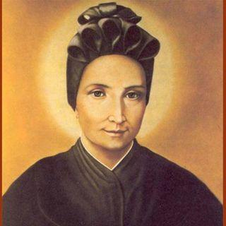 """115 - Santa Maddalena Gabriella di Canossa, fondatrice delle """"Canossiane"""""""