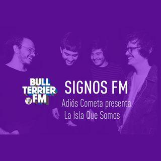 Adiós Cometa presenta La Isla Que Somos - SignosFM