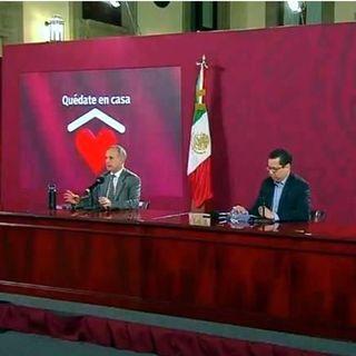 México supera las 14 mil muertes por Covid-19