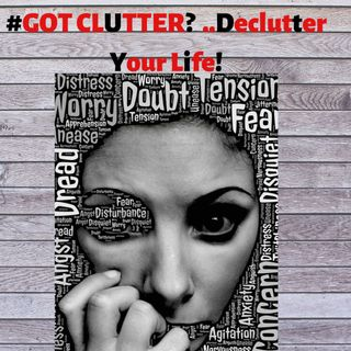 #Got Clutter? Declutter Your Life- Ft. Julie Coraccio!