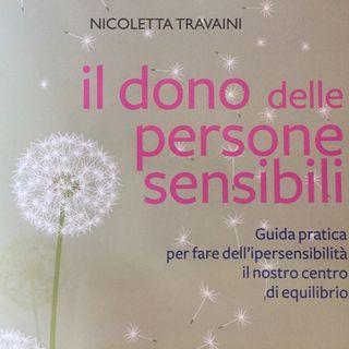 IL DONO DELLE PERSONE SENSIBILI, di Nicoletta Travaini, feb 2018, ed Red