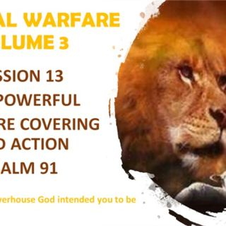 SPIRITUAL WARFARE VOL 3 SESSION 13D PS 91 I WILL SAY.....