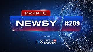 Krypto-Newsy #209 - Ripple pozywa YouTube, OneCoin scam powraca jako OneLink, lewar to zło Bitcoina