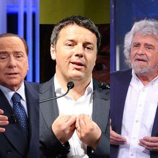 Rubrica Italia Sì Italia No - Renzi da Obama e i soldi dei 5 Stelle