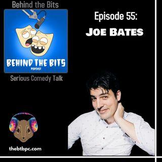 Episode 55: Joe Bates