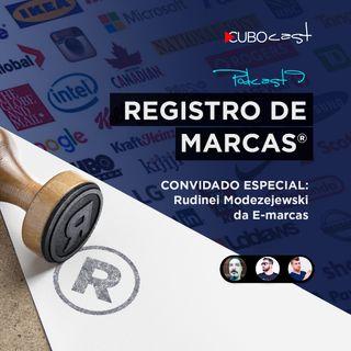 CUBOCAST 9 - Registro de marcas!