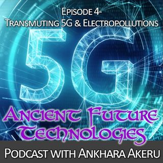 Episode 004~Transmuting 5G and Electropollution