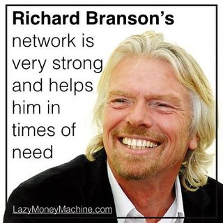 14: Asking for help, Richard Branson