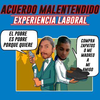 Acuerdo Malentendido Ep 04: Experiencia laboral