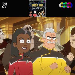 24. Star Trek: Lower Decks 2x06 - The Spy Humongous