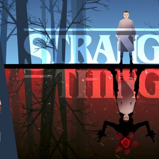 In Media's Res: The Upside Down of Stranger Things