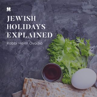 Jewish Holidays Explained!