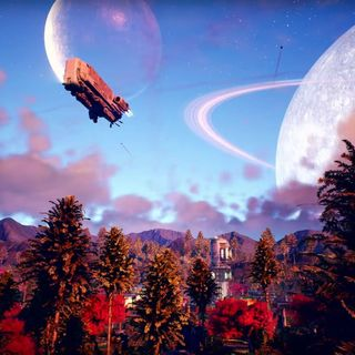 1 - The Outer Worlds is a refreshing game!