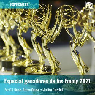 Especial: Repaso de los ganadores de los premios EMMY de 2021