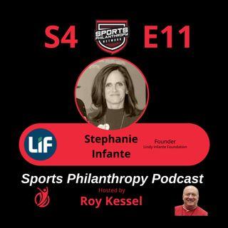 S4:EP11--Stephanie Infante, Lindy Infante Foundation