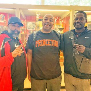 Our Guest: Derrick Taylor, Varsity Basketball Coach at Taft Charter High School, Woodland Hills, CA