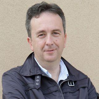 Fabio Bruno Franco, sindaco di Bagnolo Piemonte, su medaglia d'oro al valor civile