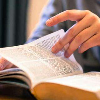 Leggendo La Bibbia. Antonio Petrucciani
