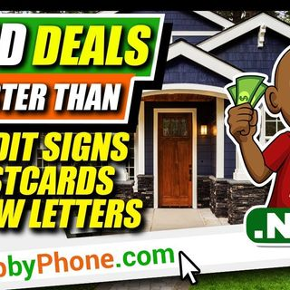 Find Deals Faster and Cheaper Than Bandit Signs, Postcards or Yellow Letters | Flipping Houses Tips