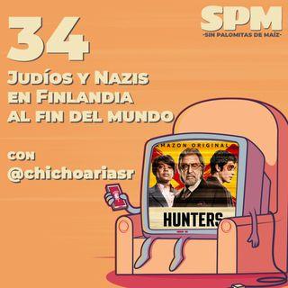 Episodio 34: Judios y Nazis en Finlandia al Fin del Mundo con Chicho Arias