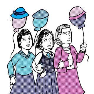 Las Sinsombrero, presentación