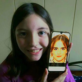 #Castenaso-Verona Il misterioso ritorno di Emma Watson