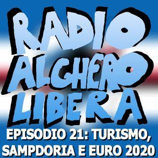 Episodio 21: Turismo, Sampdoria e Euro 2020