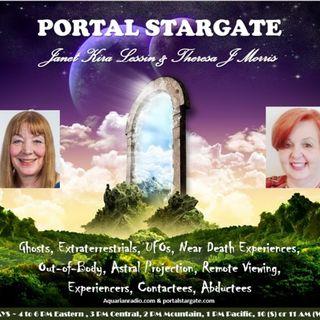 Portal Stargate ~ 12/12/19 ~ Hosts Janet Kira Lessin & Theresa J. Morris ~ Revol