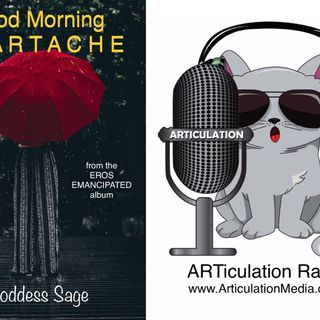 ARTiculation Radio — ALL PAIN CAN BE HEALED (interview w/ Goddess Sage)