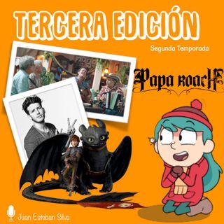 La Madriguera: T2E3. Nuevos sencillos de Sebastian Yatra y Carlos vives, nuevo álbum de Papa Roach y ¡recomendaciones de series y películas!