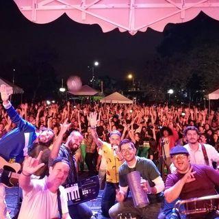 Imposible no bailar con República Fortuna en el Festival Viva el Planeta 2020