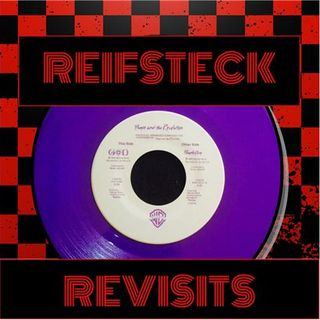 REIFSTECK REVISITS 003 - NOTHING COMPARES 2 PRINCE