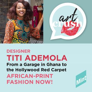 African-Print Fashion Now! - Titi Ademola