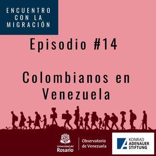 Colombianos en Venezuela