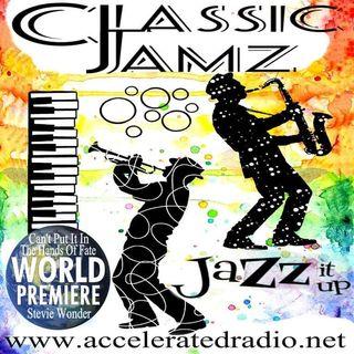 Classic Jamz *Jazz It Up* 10/17/2020