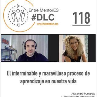 #DLC 118 con Alexandra Pumajero
