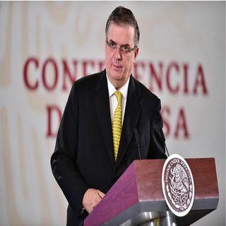 México denunciará ante CPI acoso a embajada en Bolivia