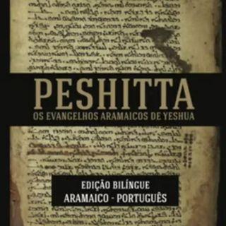 Aramaico Peshitta A Verdade Sobre Os Evangelhos de Jesus