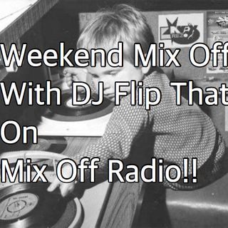 WeekEnd Mix Off 10/18/19 (Live DJ Mix)