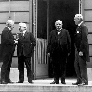 144 - Il Trattato di Versailles. Cronaca di un fallimento annunciato