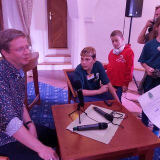 Rozhovor s moderátorem Alešem Cibulkou festival