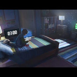 3 a.m. [lo-fi hip hop / jazzhop / chillhop mix] (Study/Sleep/Relax music)