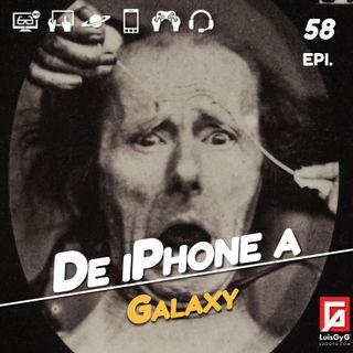 Los nuevos productos Dyson y consejos para migrar de iPhone a Samsung.