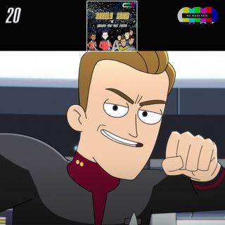 20. Star Trek: Lower Decks 2x03 - We'll Always Have Tom Paris