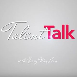 Podcast Talent Talk S1E5 - Brendan Hunter