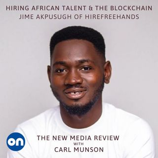 The New Media Review with Carl Munson