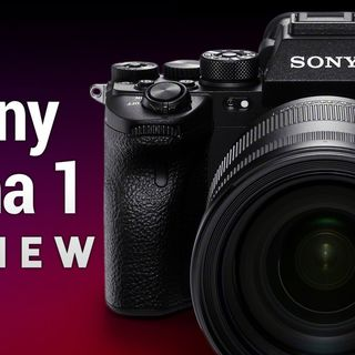 Hands-On Tech: Sony a1 Review