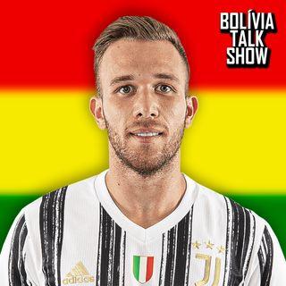 """#92. Arthur: """"Na hora do pênalti, sou mais Jael que CR7"""" - Bolívia Talk Show"""