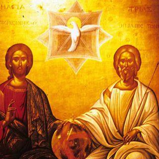 Un gesto incredibile: il segno della croce! - SS.ma Trinità